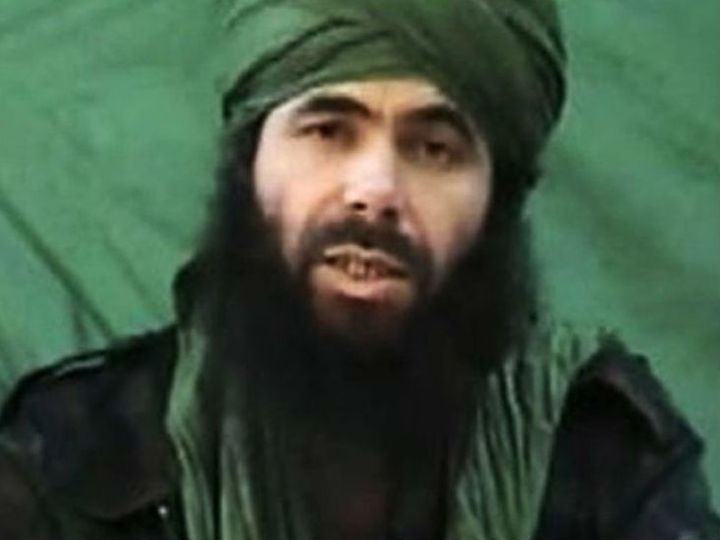 अब्देलमलिक उत्तरी अफ्रीका में आतंकियों का सबसे बड़ा सरगना था। वह अपने संगठन जमात नुसरत अल-इस्लाम वल-मुसलमीन (जेएनआईएम) से आतंकियों को जोड़ता था। (फाइल) - Dainik Bhaskar