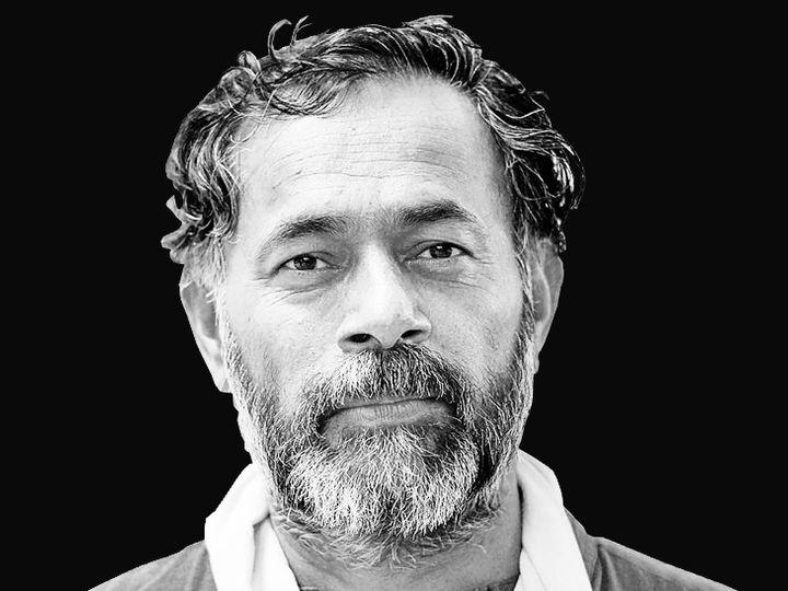 योगेंद्र यादव, सेफोलॉजिस्ट और अध्यक्ष, स्वराज इंडिया - Dainik Bhaskar