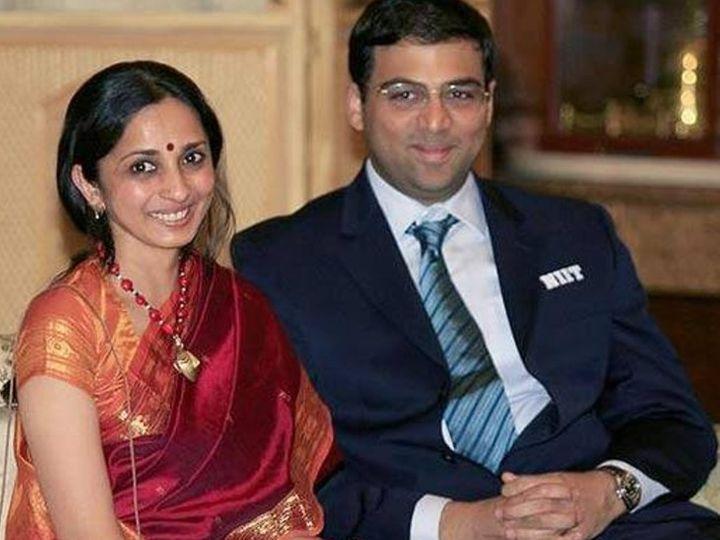 अरुणा ने कहा- '1997 में शादी के कुछ ही दिन हुए थे तब आनंद मुझे अपने साथ जर्मनी लेकर गए। - Dainik Bhaskar