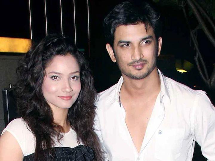 अंकिता के मुताबिक जब सुशांत ने करन जौहर के साथ फिल्म की थी, तब वे उनके साथ नहीं थीं। - Dainik Bhaskar