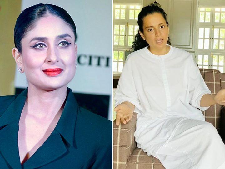 करीना कपूर खान के मुताबिक आज बॉलीवुड में कई बड़े स्टार्स ऐसे हैं जो आउटसाइडर्स हैं। - Dainik Bhaskar