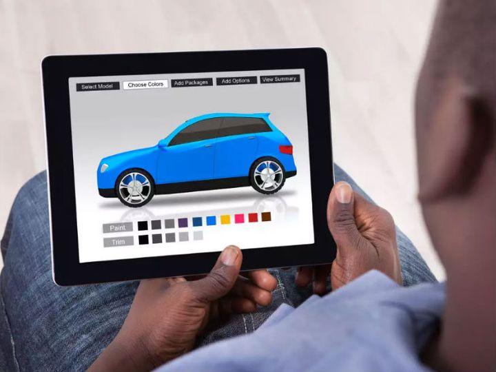 90% से अधिक कार खरीदार, कार निर्माता और ब्रांड वेबसाइट, यूट्यूब, प्रोफेशनल और कंज्यूमर रिव्यू की जानकारी लेने के लिए ऑनलाइन सर्च की ओर रुख करते - Dainik Bhaskar