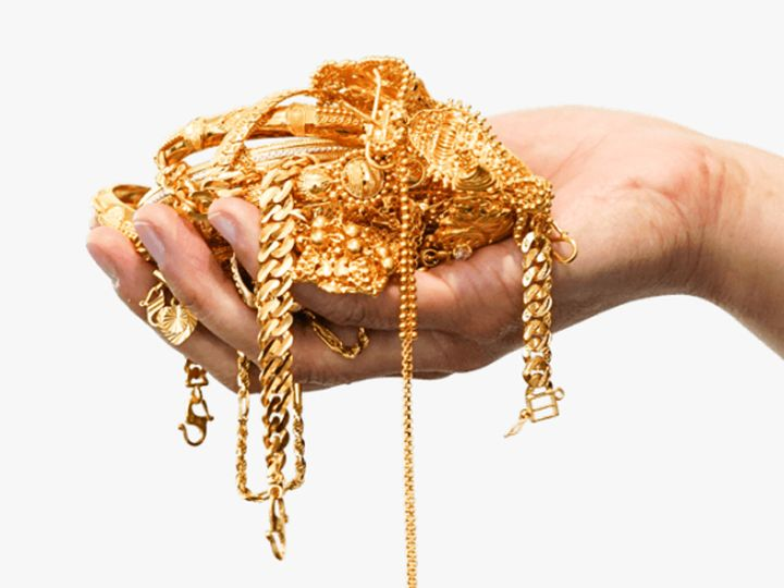 अक्टूबर में डिलीवरहोने वाले सोने की कीमत0.97 प्रतिशत की गिरावट के साथ 55,080 रुपए प्रति 10 ग्राम हो गई - Money Bhaskar