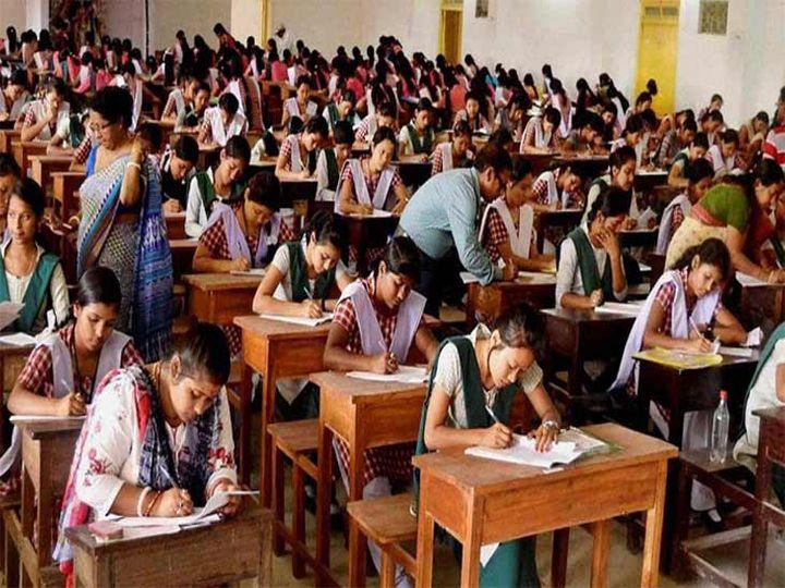 कोरोना के चलते कंपार्टमेंटल परीक्षा लेना मुश्किल था इसलिए शिक्षा विभाग ने यह फैसला लिया। (फाइल फोटो) - Dainik Bhaskar