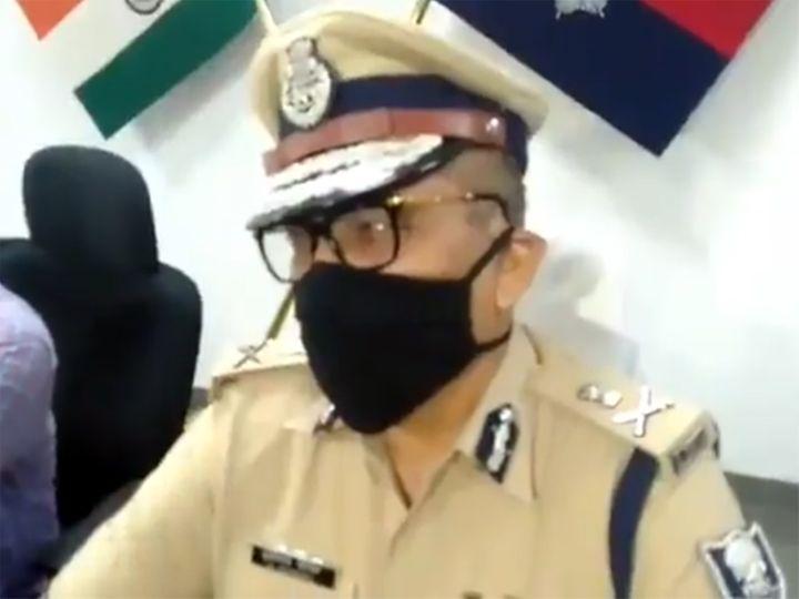 डीजीपी गुप्तेश्वर पांडेय ने कहा कि इतने कम समय में बिहार पुलिस जितना कर सकती थी, उसने उतना किया। - Dainik Bhaskar
