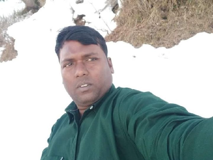 पिंटू की फाइल फोटो। लॉकडाउन की वजह से बिजनेस नहीं होने से पिंटू डिप्रेशन में रहता था। - Dainik Bhaskar