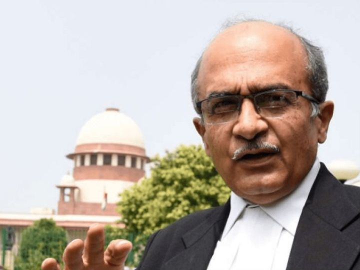 Prashant Bhushan had made 2 derogatory tweets on the judiciary. Now the sentence is to be debated in the case on 20 August. -File photo