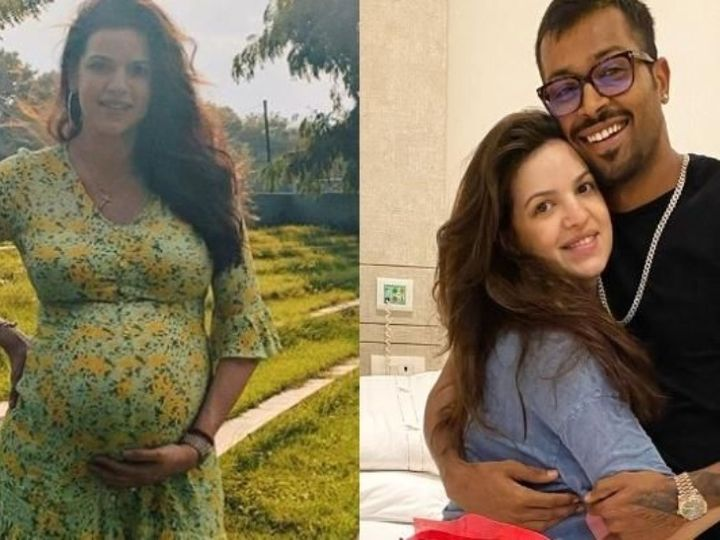 Natasa Stankovic gets fat to fit 18 days after delivery, one more beautiful photos than the one posted on Instagram | नतासा स्टानकोविक ने डिलिवरी के बाद 18 दिन में कम किया वजन, बेटे की देखभाल के साथ ही फिटनेस मेंटेन करने में भी रहीं आगे