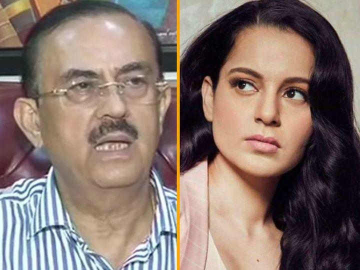 Sushant Singh Rajput's Family Lawyer Vikas Singh Says Kangana Ranaut is not actor's friend nor his representative | अभिनेता के फैमिली वकील ने कहा- 'कंगना न सुशांत की दोस्त और न ही प्रतिनिधि, वे सिर्फ अपना एजेंडा चला रहीं', एक्ट्रेस बोली- बिकाऊ मीडिया से सावधान