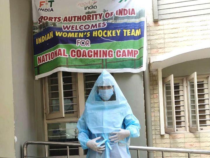 National Sports Awards 2020| Till date 38 players have won rajiv gandhi khel ratna award, first time five players will be felicitated with this award | इस बार वर्चुअल हुई सेरेमनी, पहली बार 5 प्लेयर्स को खेल रत्न; महिला हॉकी टीम की कप्तान रानी पीपीई किट में अवॉर्ड लेने पहुंचीं