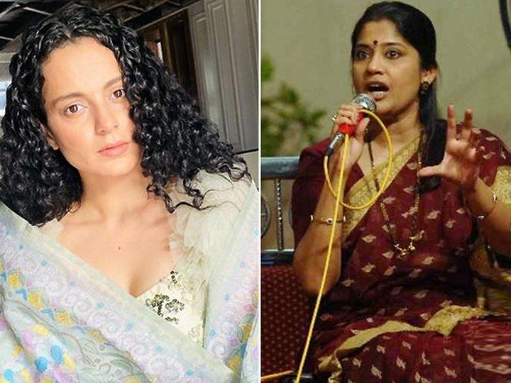 Renuka Shahane, Riteish Deshmukh, Dia Mirza Urmila SLAMS Kangana Ranaut for  comparing Mumbai with PoK : Renuka says, 'Maybe it was naive of me to  expect any better from you' | पीओके