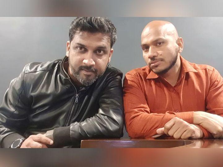2 साल पहले सुल्तान और रोहित को कंपनी ने नौकरी से निकाल दिया था। इसके बाद उन्होंने टिफिन सर्विस की शुरुआत की। - Dainik Bhaskar