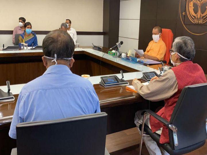 Yogi Adityanath Update | UP CM Yogi Adityanath Transferred Rs 1211 Crore To  87 Lakh Account Holders | 87 लाख लाभार्थियों की तीन महीने की पेंशन के 1311  करोड़ रुपए जारी, वीडियो