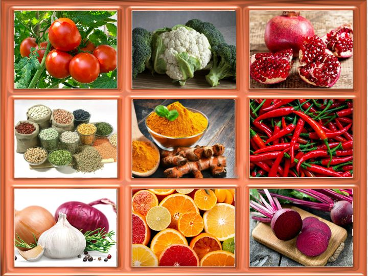 सुपरफूड्स:ब्रिटिश ऑन्कोलॉजिस्ट ने गिनाए कैंसर से बचाने वाले 10 फल, सब्जियां और मसाले; ये कैंसर कोशिकाओं को बढ़ने से रोकते हैं