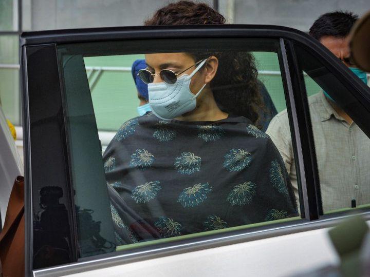 एक्ट्रेस कंगना रनोट के दफ्तर में बीएमसी की कार्रवाई के मामले में बॉम्बे हाईकोर्ट में शुक्रवार को सुनवाई हुई