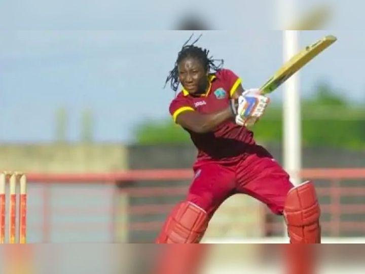 विंडीज की कप्तान स्टेफनी टेलर ने टी20 में 3 हजार रन पूरे किए - Dainik Bhaskar