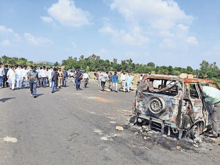 Rajasthan: सीएम के आदेश पर खेरवाड़ा में मालवीया फ्रंटफुट पर, दयाराम ने कहा – इन मांगाें काे सुलझाना टीएडी मंत्री के बस में नहीं ताे उनकी बैठक में जाने का मतलब ही नहीं था