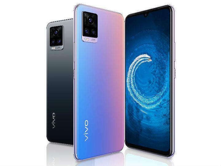 वीवो वी 20 लॉन्च, कीमत 24990 रुपये;  इसमें एक के बाद एक रियर-रियर दोनों कैमरों से कर वीडियो रिकॉर्डिंग होगी MediaWinii 28/02/2021