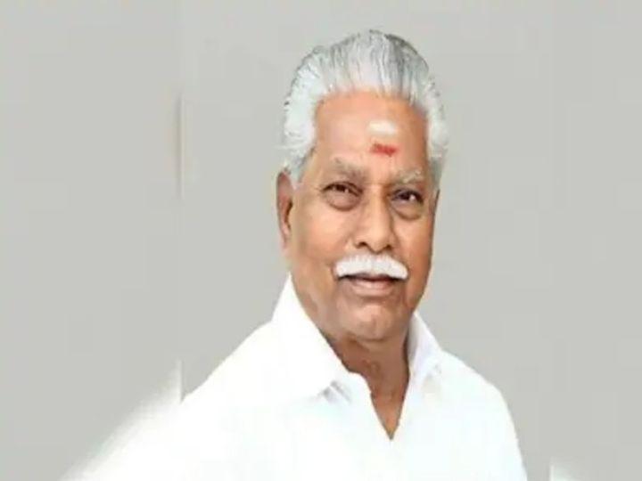 सांस लेने में तकलीफ होने पर तमिलनाडु के एग्रीकल्चर मिनिस्टर आर दोराइक्कन्नू को 13 अक्टूबर को अस्पताल में भर्ती कराया गया था। (फाइल फोटो) - Dainik Bhaskar