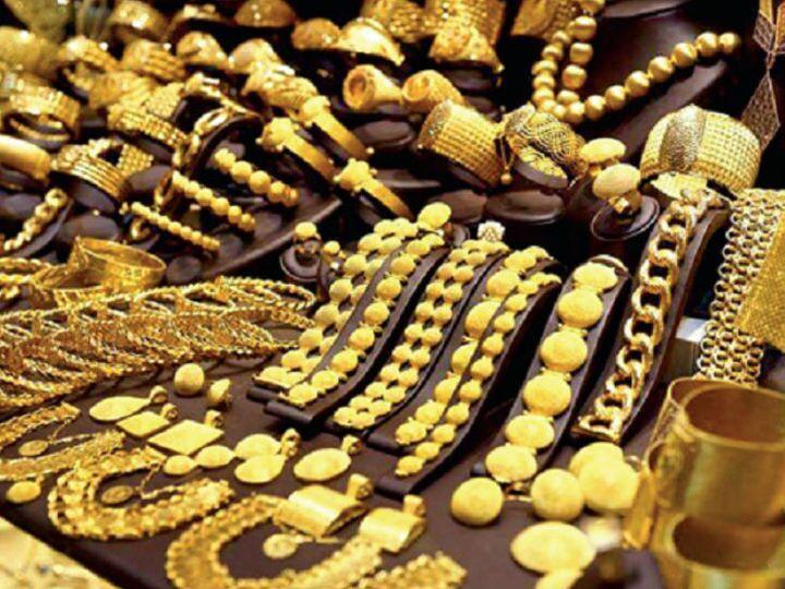 कोडूवैली में दुबई, कतर जैसे खाड़ी देशों से सीधे सोना आता है। राज्यों की संस्कृति को ध्यान में रखकर जेवर बनाए जाते है। - Dainik Bhaskar