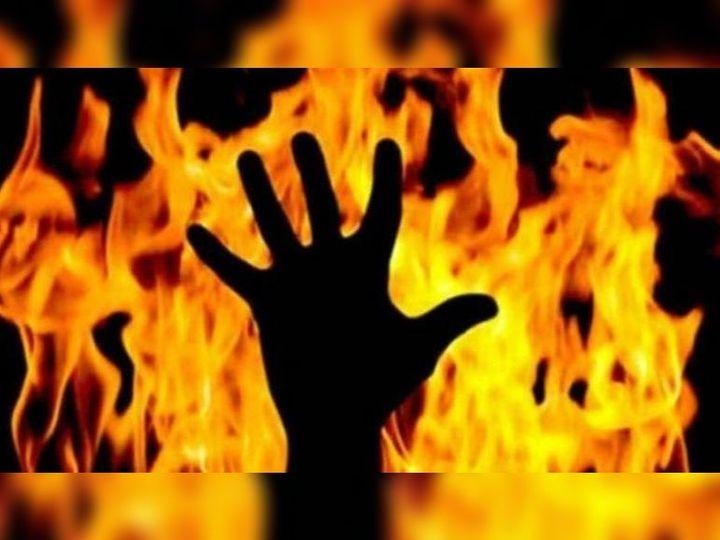 अग्निकांड:आग में झुलसकर सीआईएसएफ हेड कांस्टेबल की मौत 3