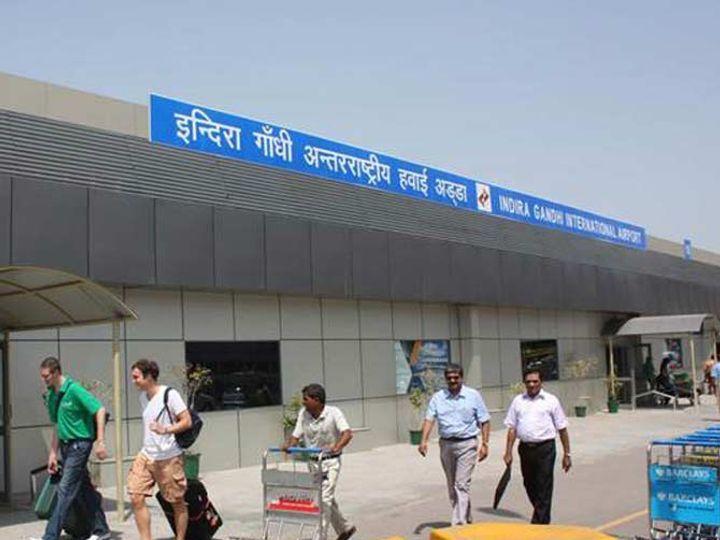 सुरक्षा की तैयारी:दिल्ली एयरपोर्ट पर घरेलू विमान यात्रियों के लिए भी कोविड जांच की सुविधा 3
