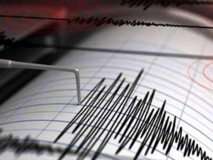 NCS ने बताया कि रविवार को 3 राज्यों में भूकंप के झटके महसूस किए गए। - Dainik Bhaskar
