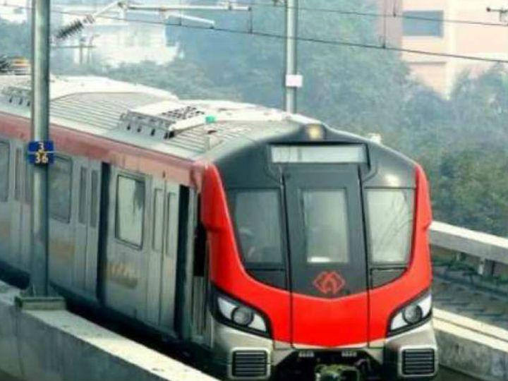 लखनऊ मेट्रो के प्रवक्ता पंचानन मिश्रा ने बताया कि जनता की सुविधाओं के लिए मेट्रो सेवाओं का संचालन दीपावली के दिन जारी रहेगा। - Dainik Bhaskar