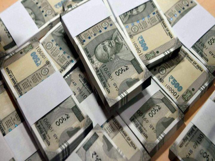 बिहार विधानसभा चुनाव में खूब बरामद हुए पैसे। - Dainik Bhaskar