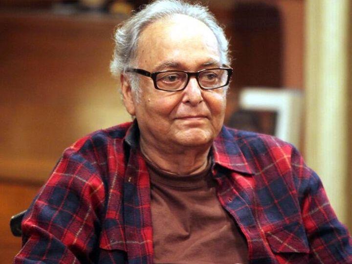 सौमित्र चटर्जी ने अपने करियर में करीब 100 फिल्मों में काम किया था। - Dainik Bhaskar