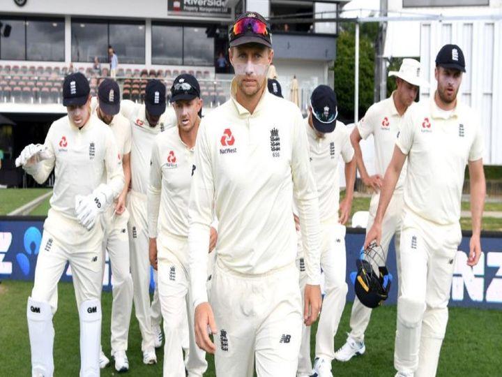 इंग्लैंड ने घरेलू सीरीज के लिए शेड्यूल जारी कर दी है। टीम इंडिया अगले साल अगस्त में इंग्लैंड के दौरे पर जाएगी। वह इंग्लैंड के साथ पांच टेस्ट मैच खेलेगी। फाइल फोटो - Dainik Bhaskar