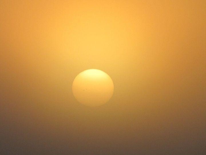 गंगा और पुनपुन के तटवर्ती इलाकों में अधिक कोहरा रहेगा जिस वजह से सूर्य के दर्शन देर से होंगे। - Dainik Bhaskar