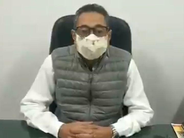 विश्वेंद्र सिंह गहलोत सरकार में मंत्री रह चुके हैं और भरतपुर जिले के डीग कुम्हेर से विधायक हैं। - Dainik Bhaskar