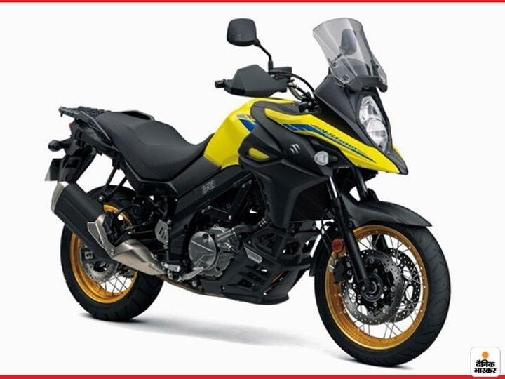 Suzuki V-Strom 650 XT BS6 कीमत | सुजुकी वी-स्ट्रॉम 650 एक्सटी बीएस 6 का लॉन्च; 8.84 लाख रुपये की कीमत, मुख्य चश्मा सुविधाएँ और नवीनतम रंग छवियाँ | बीएस 6 इंजन के साथ वी-स्ट्रॉम 650 एक्सटी की शुरूआत भी ऊबड़ सड़कों पर चलेगी; कीमत 8.84 लाख रु