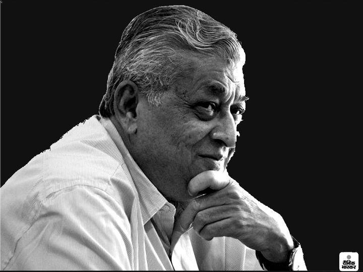 जयप्रकाश चौकसे, फिल्म समीक्षक - Dainik Bhaskar