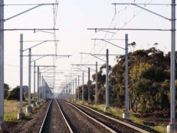 रेलवे लाइन - Dainik Bhaskar
