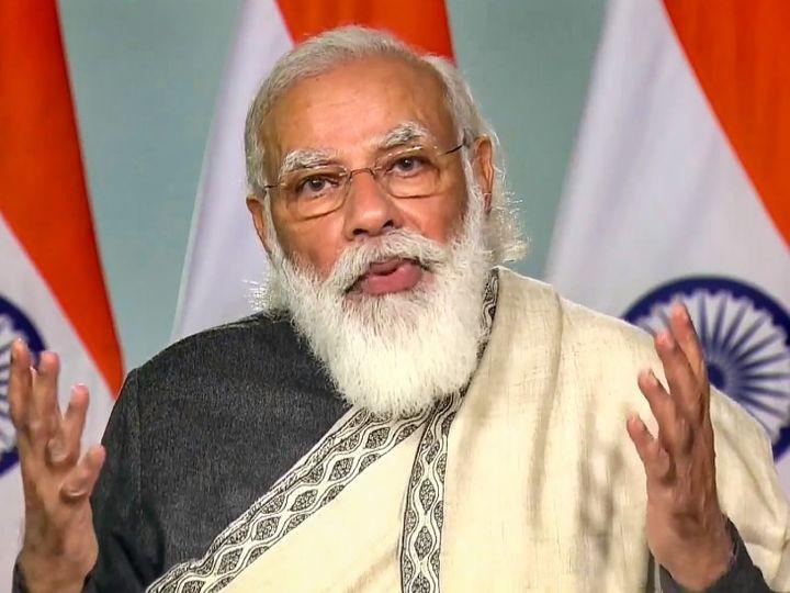 मोदी ने कहा कि हमें पेपरलेस तरीकों पर जोर देना चाहिए, अब पूरी तरह डिजिटाइजेशन का समय आ गया है। - Dainik Bhaskar