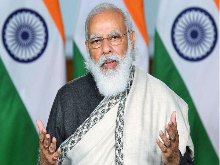 प्रधानमंत्री मोदी अहमदाबाद में जाइडस बायोटेक पार्क, पुणे में सीरम इंस्टिट्यूट ऑफ इंडिया और हैदराबाद में भारत बायोटेक के प्लांट जाएंगे। - फाइल फोटो - Dainik Bhaskar