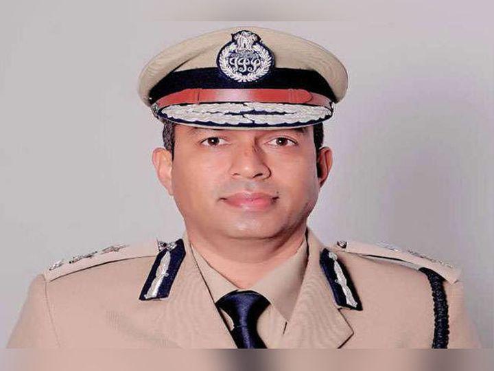 हरियाणा परिवहन विभाग के नए प्रधान सचिव IPS अधिकारी शत्रुजीत कपूर। - Dainik Bhaskar