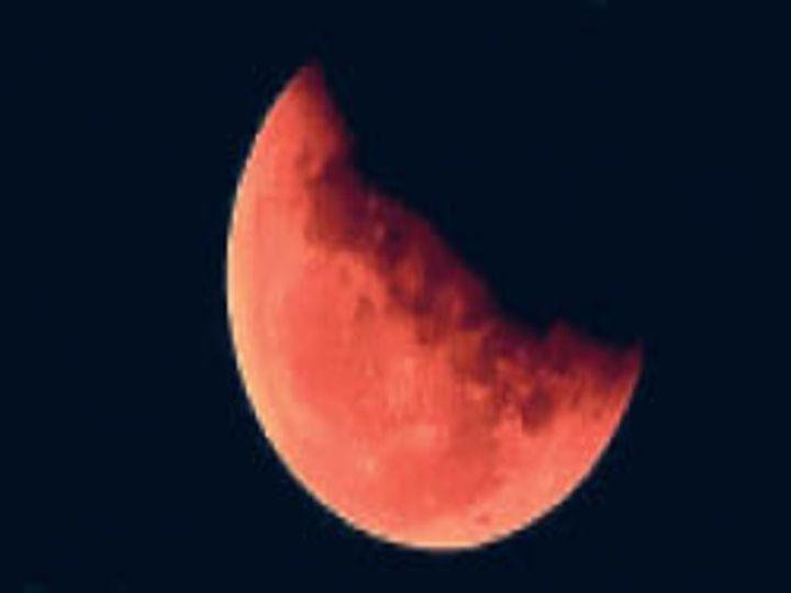 एशिया महाद्वीप के पूर्वी भाग में दिखेगा चंद्र ग्रहण - Dainik Bhaskar