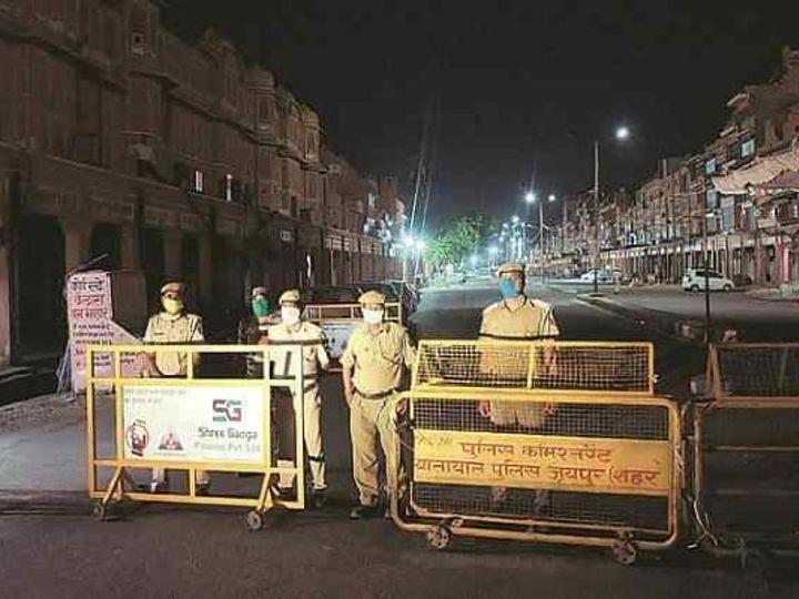 नाइट कर्फ़्यू  वाले जिलों में आने-जाने वाले लोगों में डर है कि कहीं रात में सफर करके आने के दौरान लोगों को पुलिस पकड़ न ले। लेकिन रोडवेज एमडी ने स्पष्ट किया कि रात्री में सफर करने वालों को कोई नहीं रोकेगा। - Dainik Bhaskar