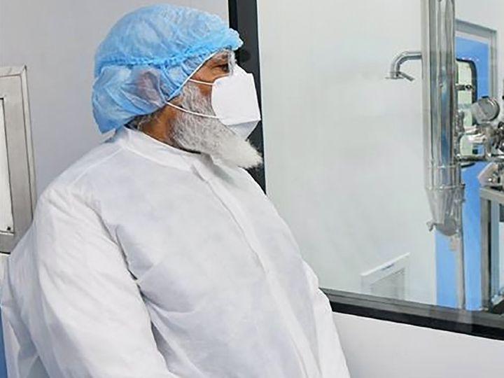 प्रधानमंत्री ने शनिवार को 3 शहरों में वैक्सीन फैसिलिटी का दौरा किया था। - Dainik Bhaskar