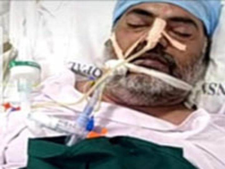 40 साल के वकील गिरीश स्वामी की चेन्नई में माैत हाे गई - Dainik Bhaskar
