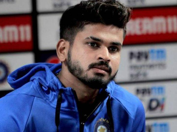टीम इंडिया के मिडिल ऑर्डर बैट्समैन श्रेयस अय्यर ने कहा कि ऑस्ट्रेलिया आने के बाद क्वारैंटाइन में रहना काफी चुनौतीपूर्ण रहा। - Dainik Bhaskar