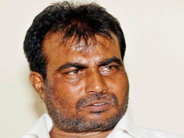 श्याम रजक को विधानसभा चुनाव में टिकट नहीं दिया गया था। इससे वे दुखी बताए जा रहे हैं। - Dainik Bhaskar