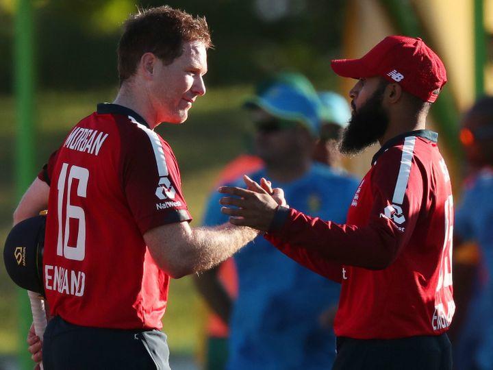 साउथ अफ्रीका के खिलाफ 3 मैच की टी-20 सीरीज में क्लीन स्वीप कर इंग्लैंड ने रैंकिंग में टॉप पोजिशन हासिल की। - Dainik Bhaskar