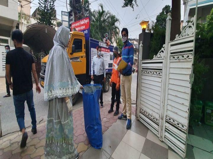 कचरा प्रबंधन का नया मॉडल - Dainik Bhaskar