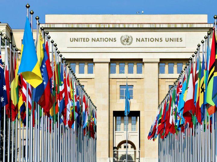 भारत संयुक्त राष्ट्र के मंच से हिंदूफोबिया का विरोध किया है। सिखों और बौद्धों के खिलाफ हिंसा को भी रोकने की मांग की है। (फाइल) - Dainik Bhaskar
