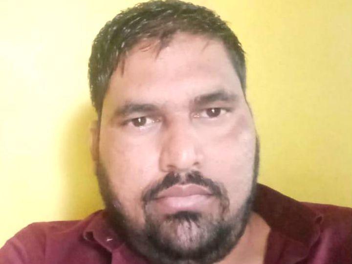 मुठभेड़ में मारा गया आरोपी दिलीप लूट के लिए घर में घुसकर गोली मारकर हत्या कर देता था। उसका मकसद रहता था कि लूट के बाद कोई गवाह नहीं छोड़ना है। - Dainik Bhaskar