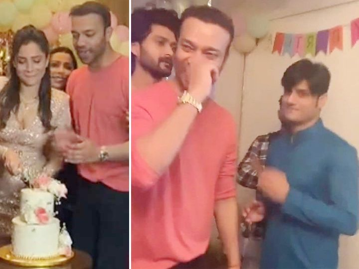 Ankita Lokhande called Sandeep Singh in his birthday party, Sushant Singh Rajput's fans said - shame on you Funny Jokes